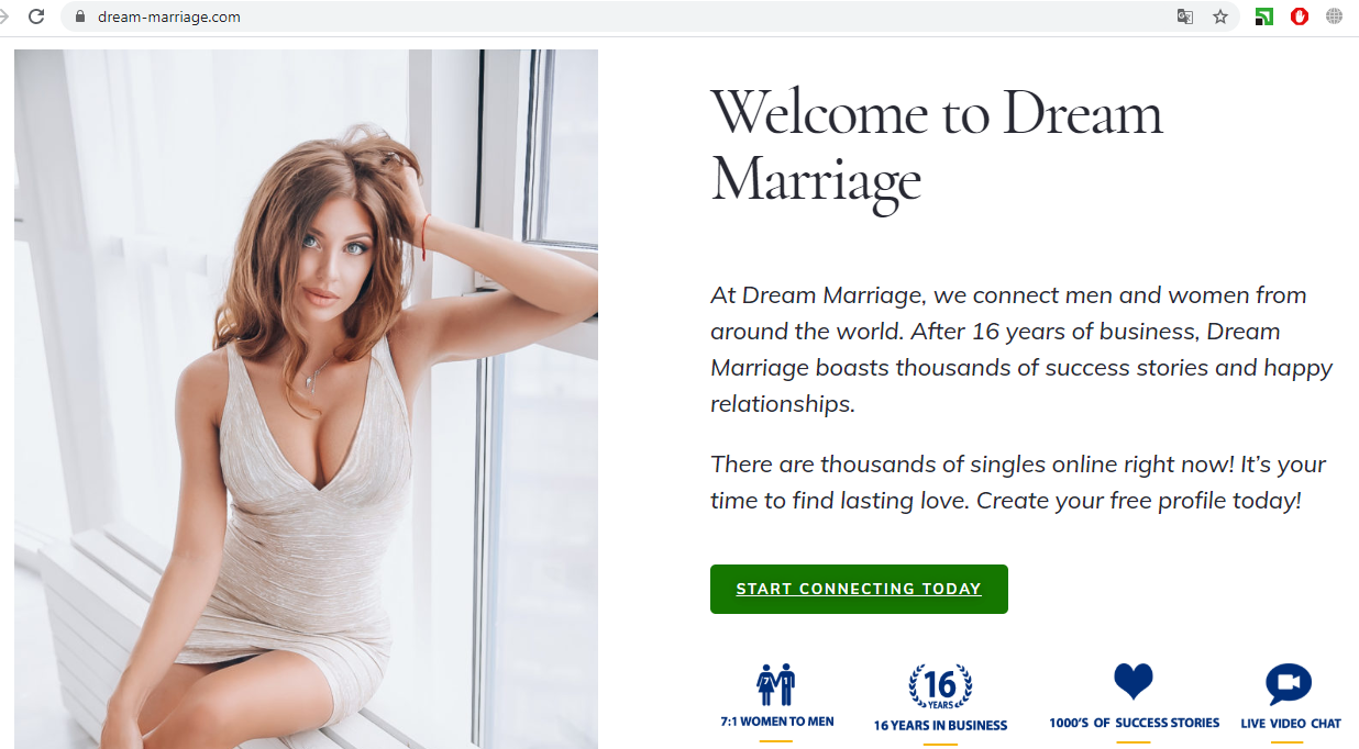 Dream Marriage Review