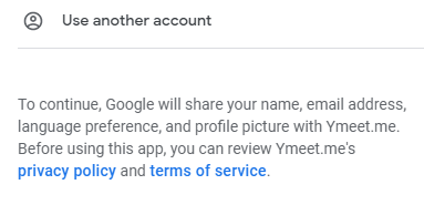 ymeet.me review