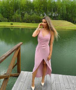 Pretty Lithuanian Woman